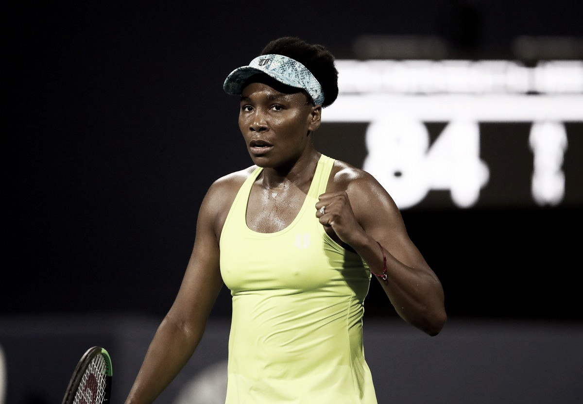 Venus Williams bate Heather Watson e está nas quartas de final de San José