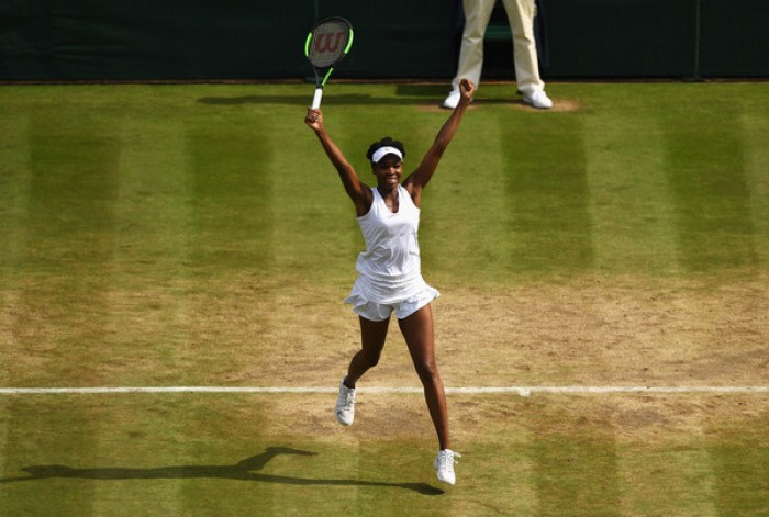 Wimbledon 2017 - Muguruza - Venus Williams, titolo in palio