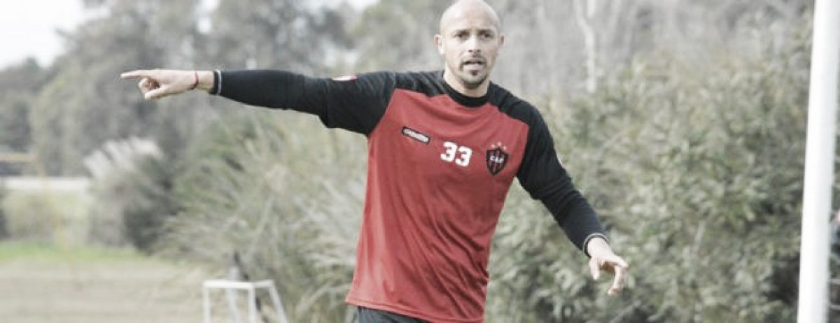 """Renzo Vera: """"Nosotros no nos tenemos que meter con el arbitro, sino con nosotros mismos"""""""