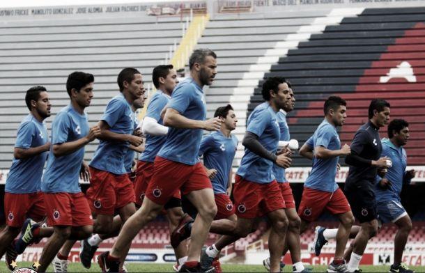 Veracruz vuelve a los entrenamientos, con la mira puesta en la Fecha 12