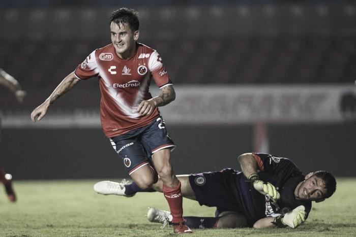 Chivas se sacude la malaria y vence 3-2 a Veracruz
