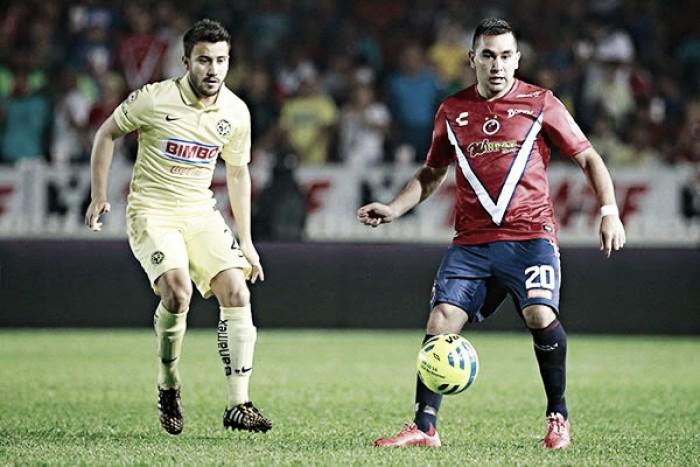 Veracruz va por la victoria ante América