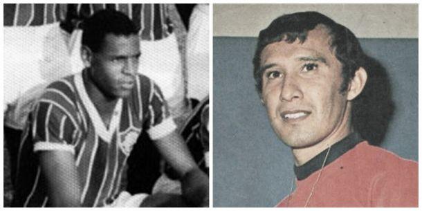Francisco Gomes 'Batata' y Mariano Ubiracy, la pareja más goleadora de Veracruz