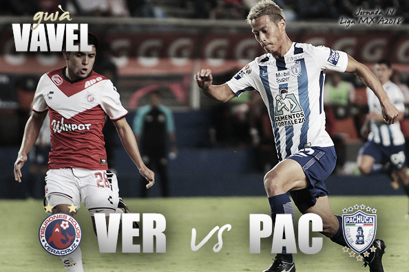 Veracruz vs Pachuca: cómo y dónde ver Jornada 14 Liga MX, canal y horario TV
