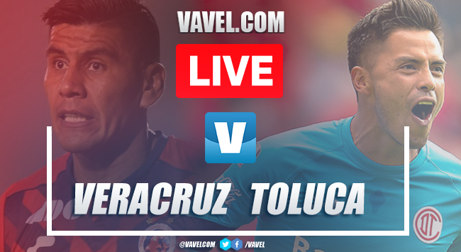 Goals and Highlights: Veracruz 1-1 Toluca, 2019 Liga MX