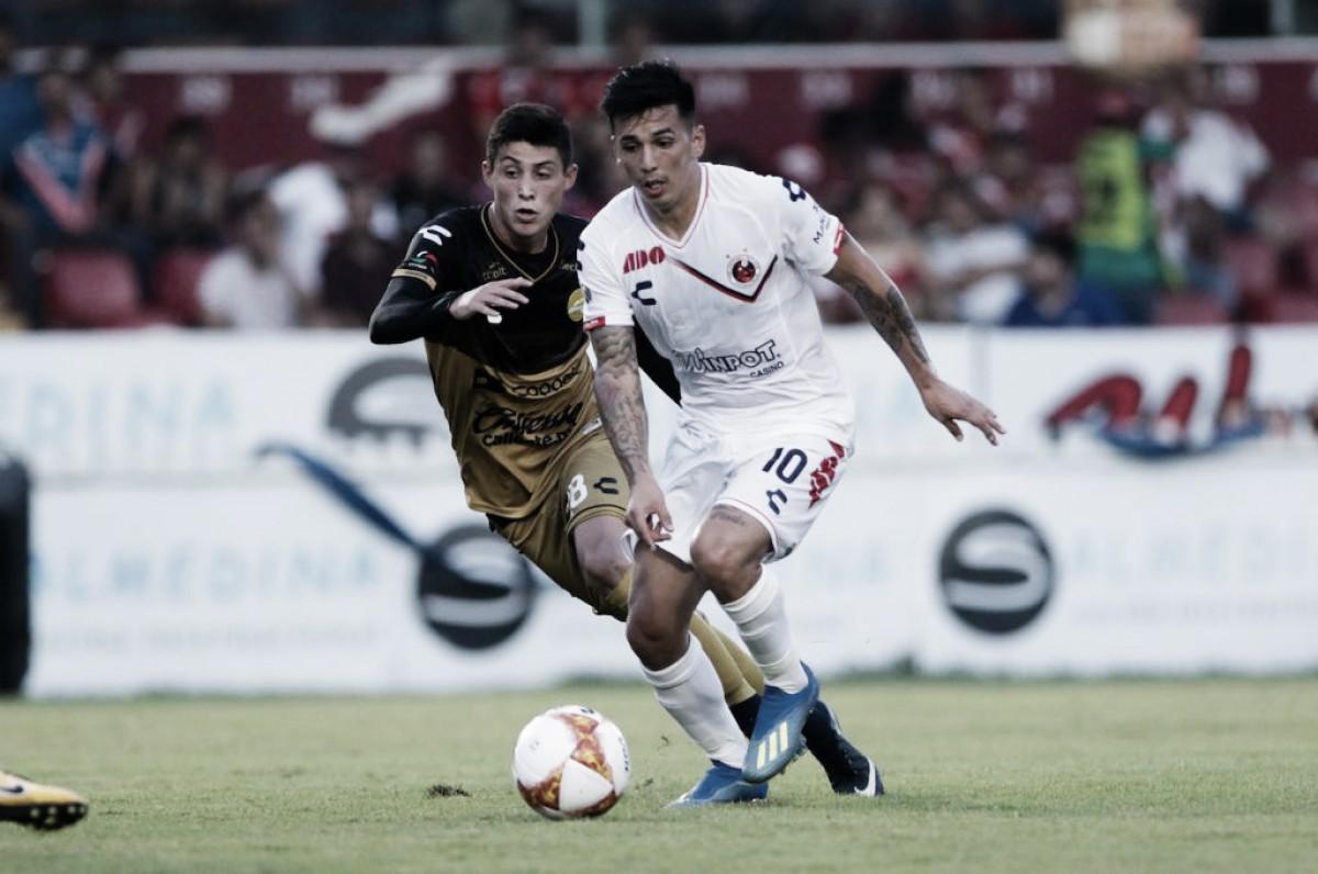 Los Tiburones pierden ante Dorados en el inicio de la Copa MX