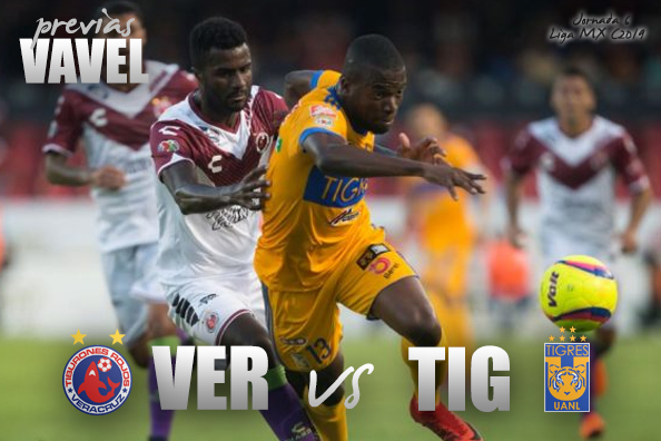 Previa Veracruz - Tigres: aferrados al milagro