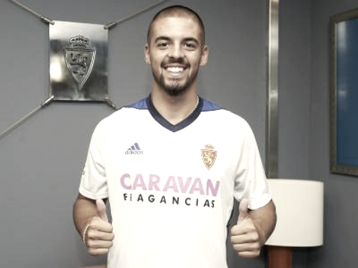 Diogo Verdasca, décimo fichaje del Real Zaragoza