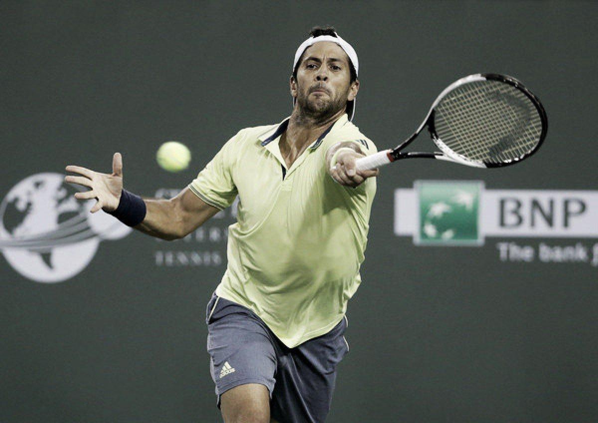 ATP Indian Wells: Fernando Verdasco serves his way to huge upset over Grigor Dimitrov