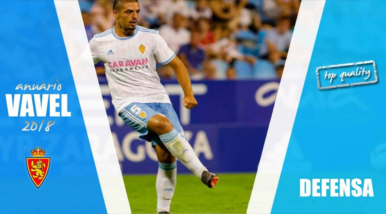Anuario VAVEL Real Zaragoza 2018: la defensa, en busca de la solidez perdida