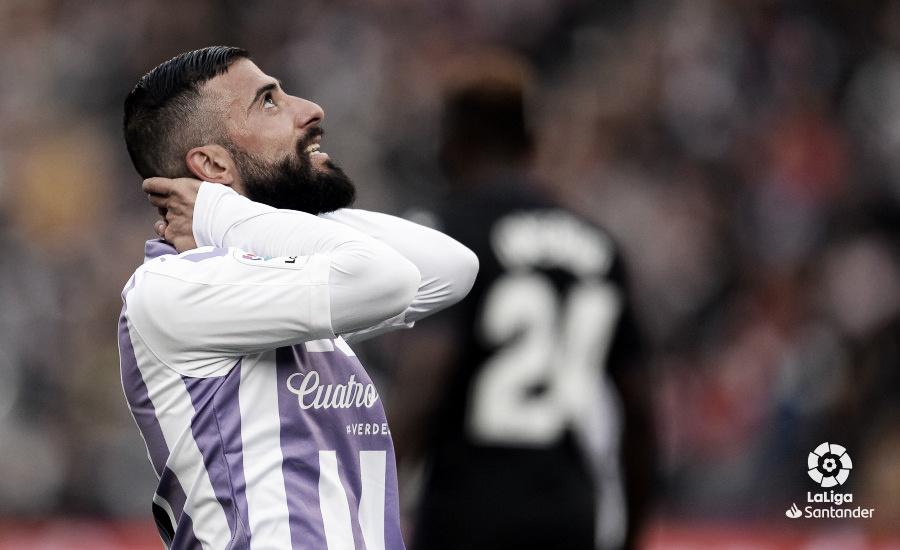 El Valladolid sufre un duro revés