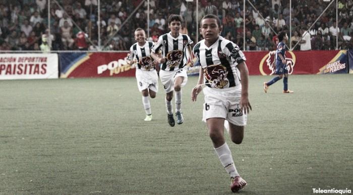 Nacional se impuso 3-0 a Millonarios en el debut del Ponyfútbol masculino