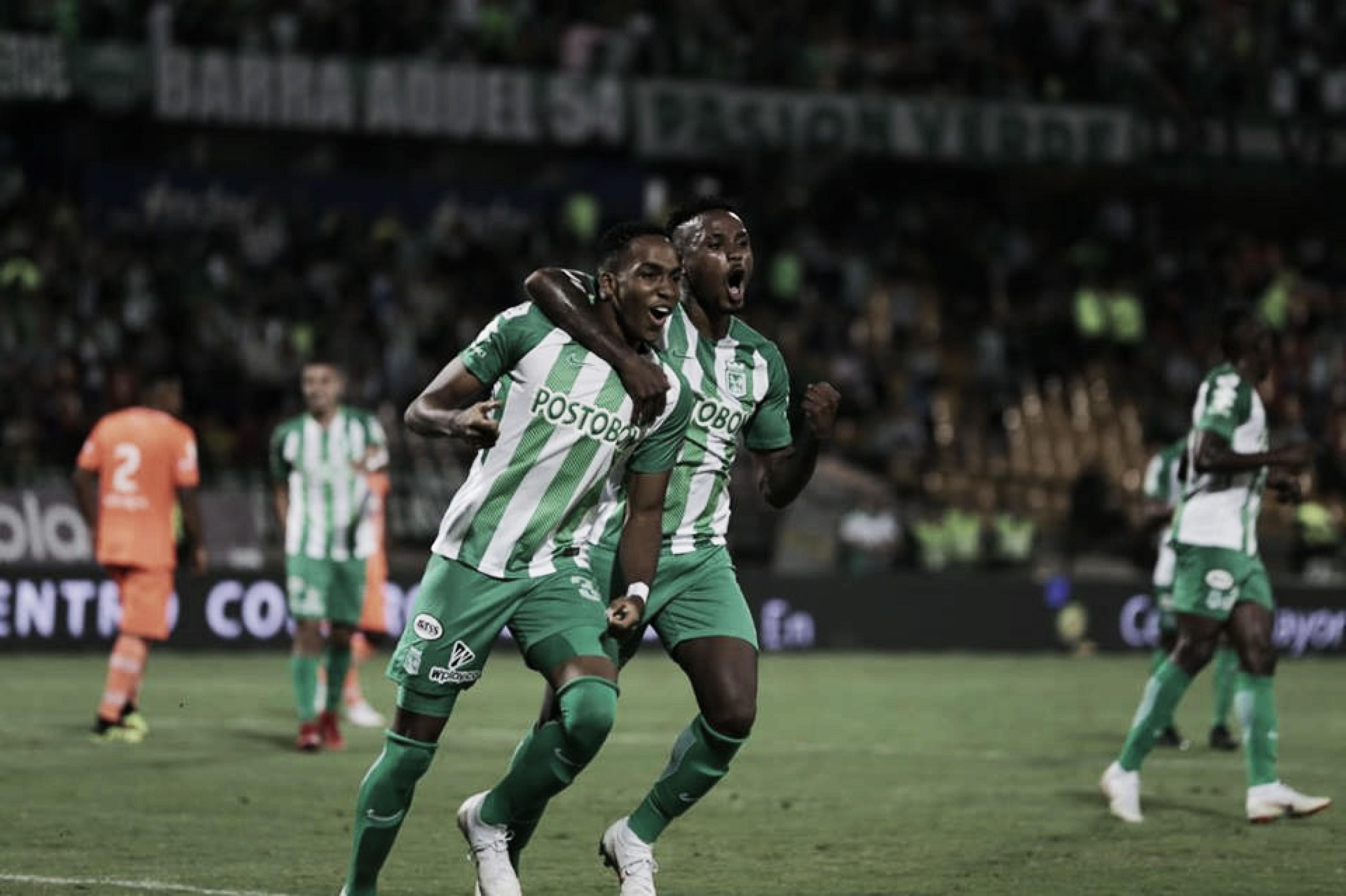 Con juego práctico y contundente, Nacional superó a Envigado FC