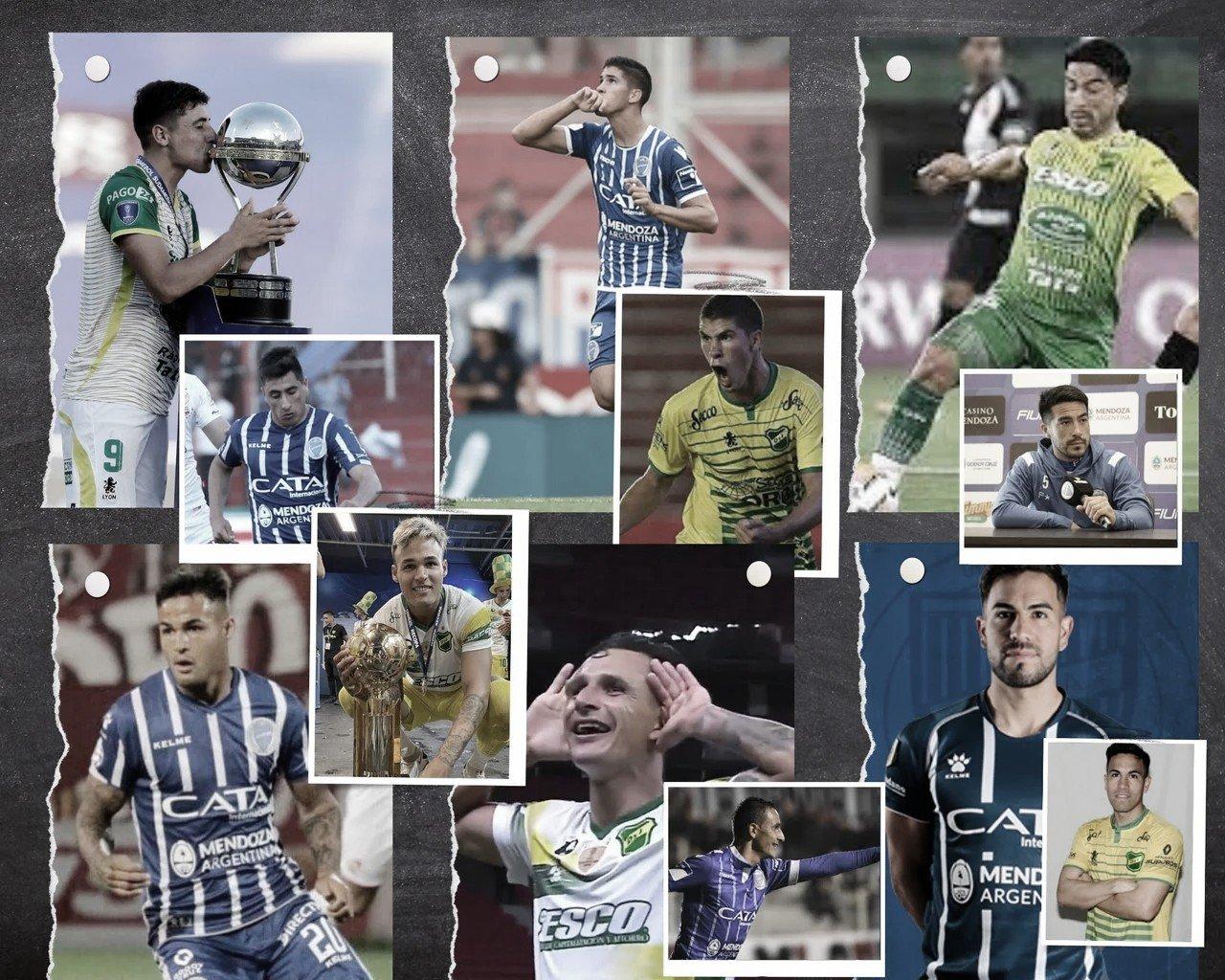 Defensa y Justicia vs Godoy Cruz: ¿Qué futbolistas han vestido ambas camisetas?
