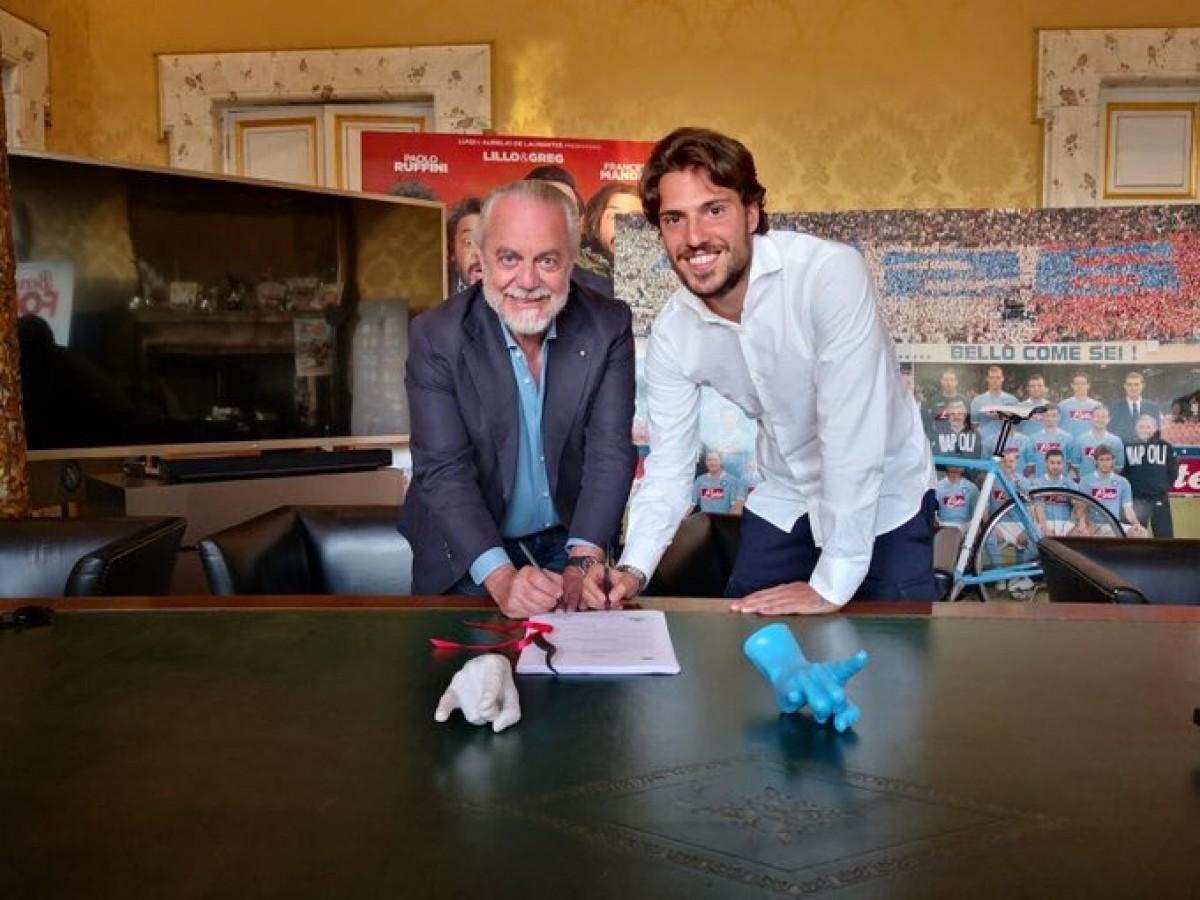 Simone Verdi è un nuovo giocatore del Napoli: è ufficiale