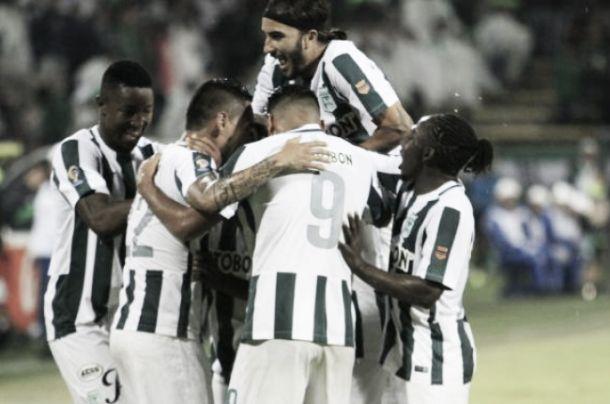 Nacional no se achicó y alcanzó la punta de la Liga Águila