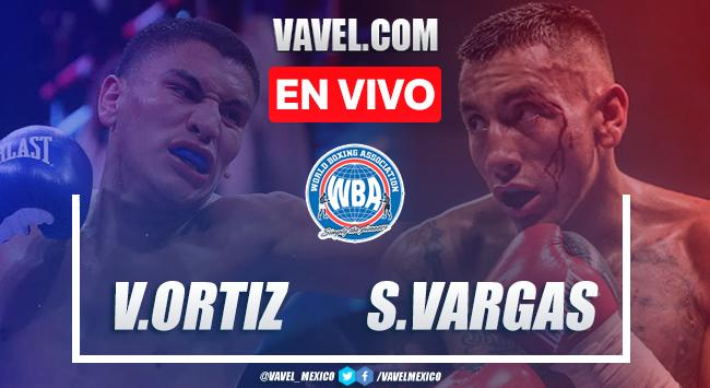 Resumen y knockout victoria Vergil Ortiz Jr sobre Samuel Vargas 2020