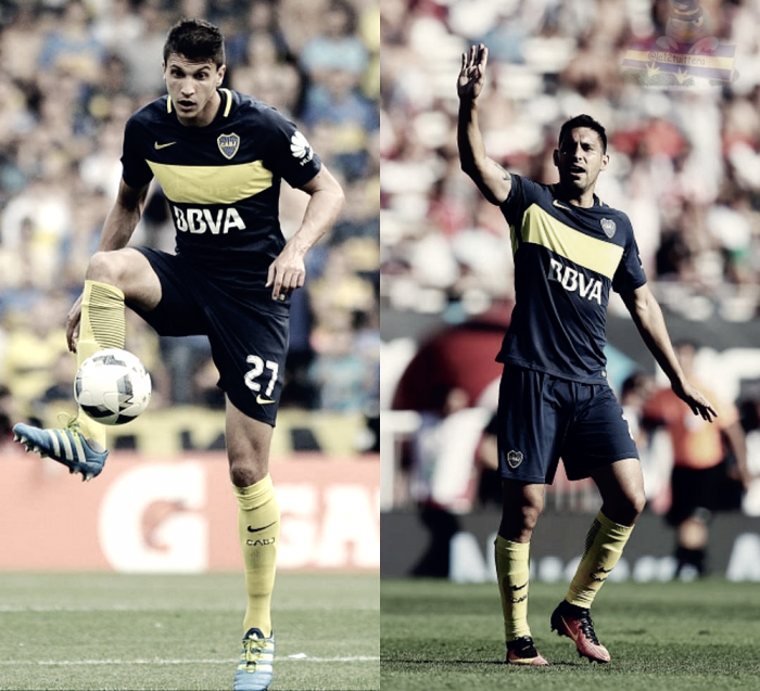 Anuario Boca Juniors VAVEL 2017: Juan Manuel Insaurralde y Santiago Vergini, de titulares a suplentes en un suspiro