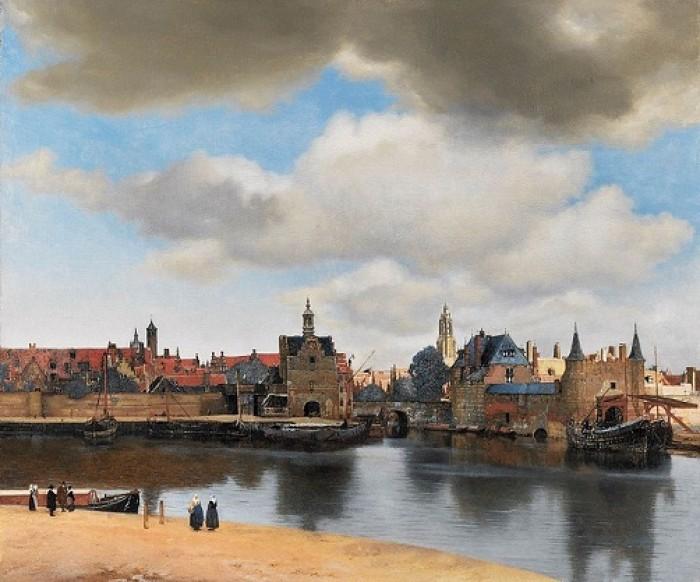 Los claroscuros de Vermeer