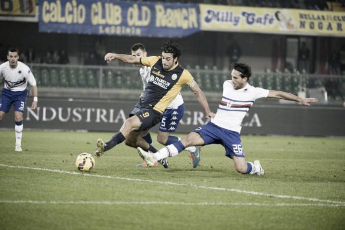 Verso Verona-Sampdoria: l'ultima chance scaligera contro la salvezza blucerchiata