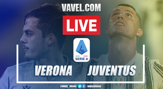Gols e melhores momentos de Hellas Verona 1 x 1 Juventus pelo Campeonato Italiano