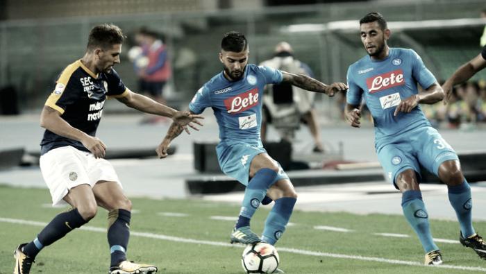 Previa Napoli - Hellas Verona: asalto al fortín del líder