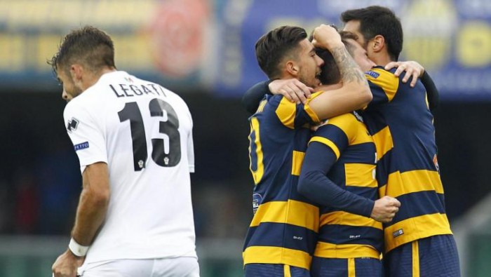 Serie B: crollano Cittadella Carpi, non si ferma il Verona. Pari per Frosinone e Benevento
