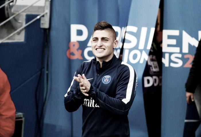 """Verratti enaltece Paris e revela: """"É possível que eu fique no PSG por toda a minha carreira"""""""