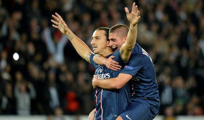 La efectividad del PSG castiga duramente al Bastia