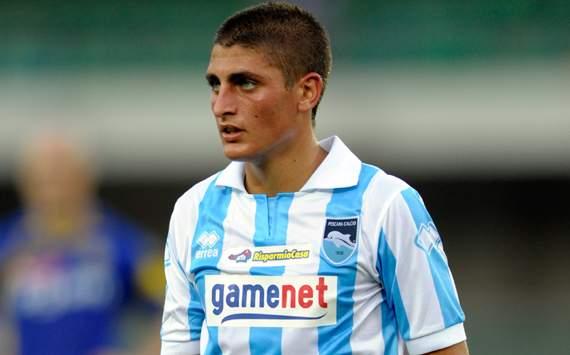 El Pescara no negocia por Veratti