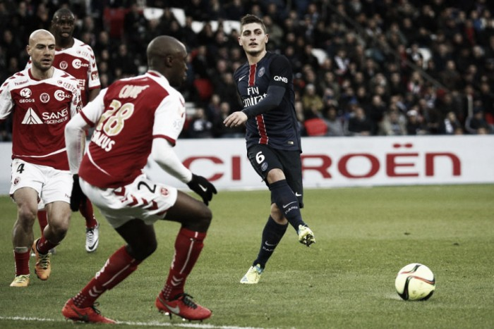 Marco Verratti to be rested for PSG's trip to Saint-Etienne