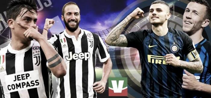 Verso Juventus - Inter: in attacco duello argentino