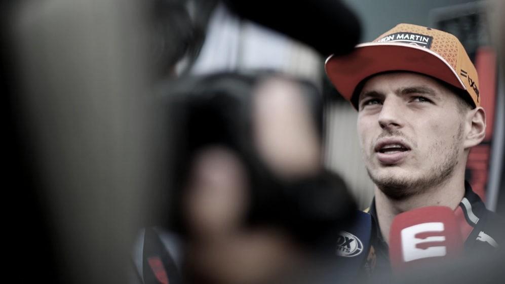 """Punido, Verstappen ignora treino classificatório: """"Tentar fazer uma corrida divertida""""'"""