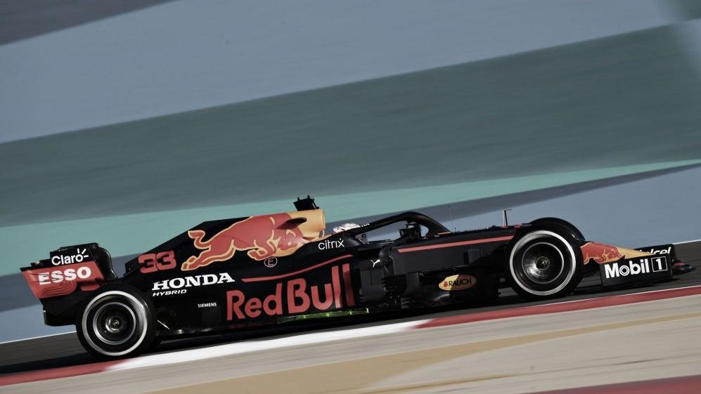 Los test terminan con Red Bull por todo lo alto en el Circuito de Bahréin