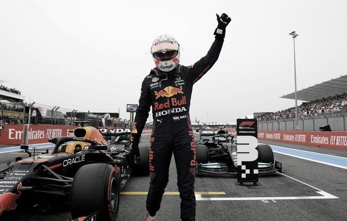 Gran pole de Verstappen en Paul Ricard