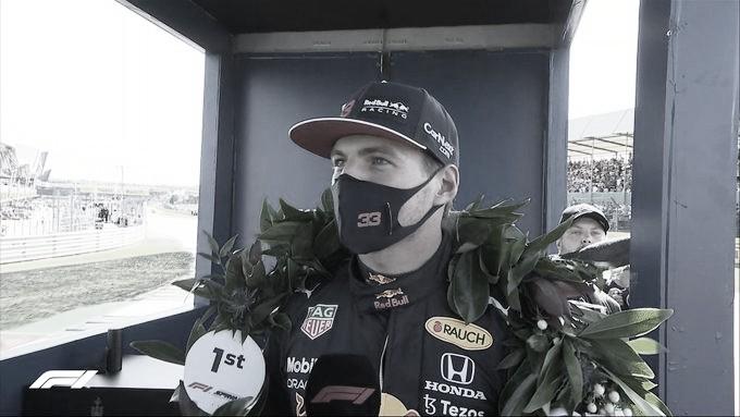 Verstappen hace historia al lograr la victoria en la Sprint Race