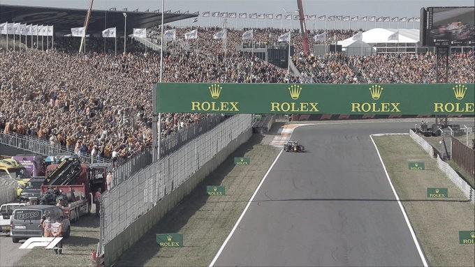 Verstappen se lleva la pole en Zandvoort por menos de un suspiro