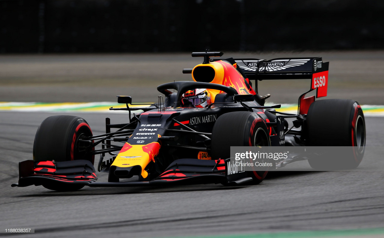 Dominant Verstappen takes pole in Sao Paulo