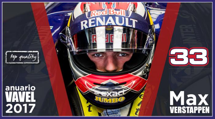 Anuario VAVEL F1 2017: Max Verstappen, un talento eclipsado