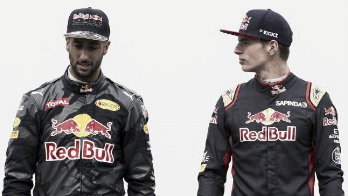 F1 Ungheria, Ricciardo: