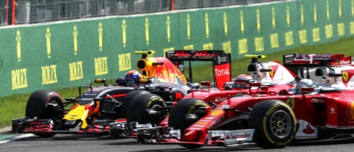 Verstappen e Raikkonen trocam acusações após incidentes no GP da Bélgica