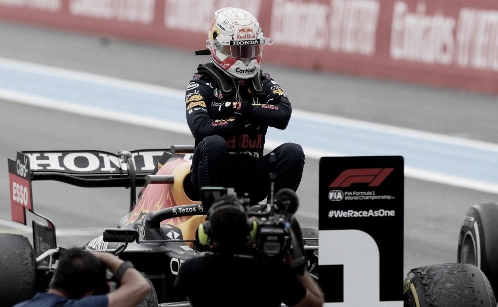 Verstappen vence GP da França e aumenta vantagem na ponta do campeonato