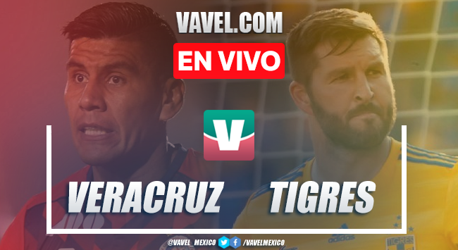Veracruz vs Tigres EN VIVO transmisión online en Liga MX (0-0)