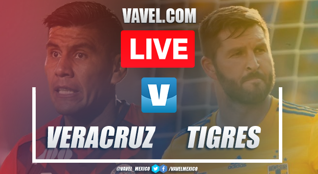 Veracruz vs Tigres: LIVE Stream Online and Updates (0-3)