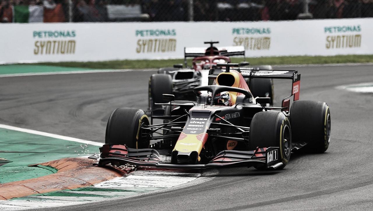 Para Verstappen, dupla com Leclerc 'poderia funcionar bem'