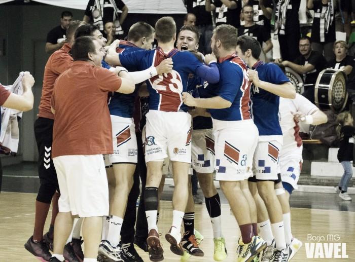 El CD Agustinos Alicante conquista el Quijote Arena