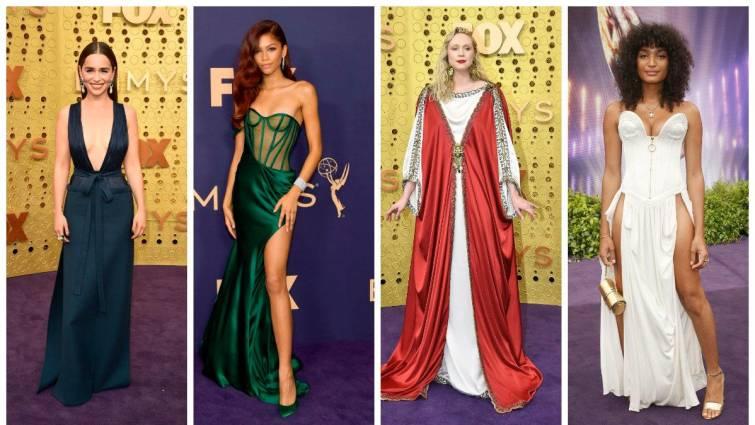 """Los mejores y peores """"looks"""" de los Premios Emmy"""