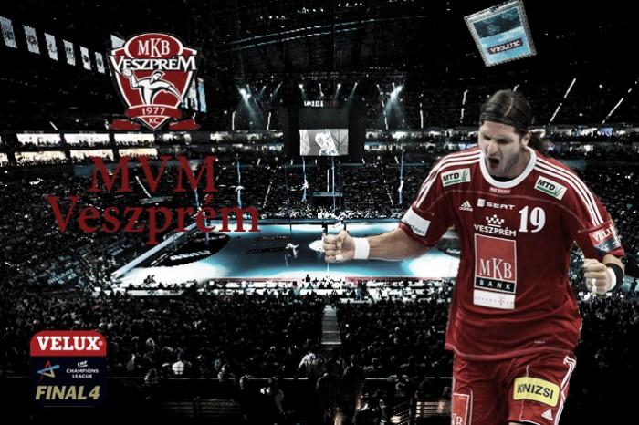 EHF Final4: el MVM Veszprém y su tercera fase final consecutiva