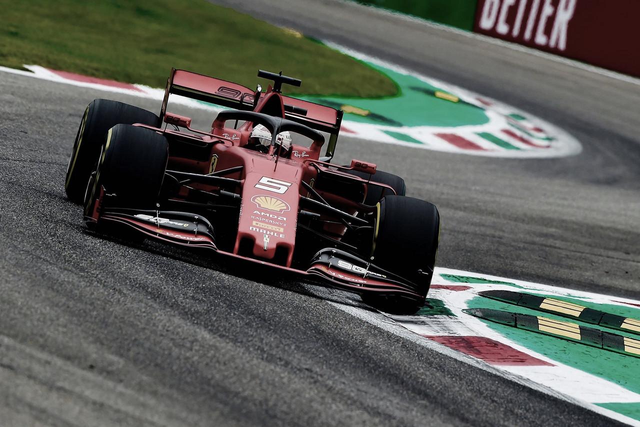 Sebastian Vettel corre risco de ser banido de GP após punição na Itália