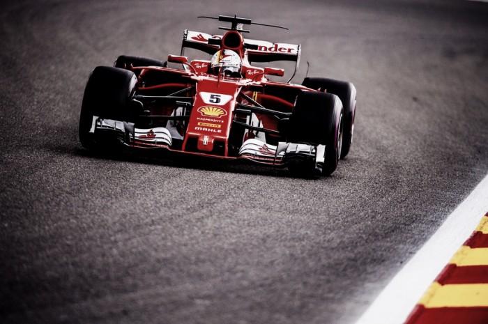 Sebastian Vettel, en Ferrari hasta 2020